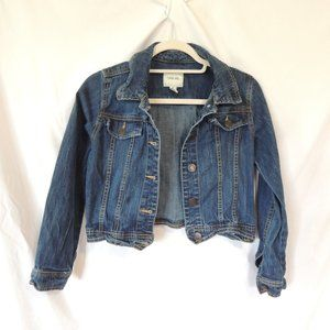 Cherokee  Kids jean jacket size  Large
